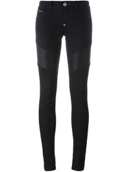 Philipp Plein 'Deluxe' Slim Fit Jeans Black