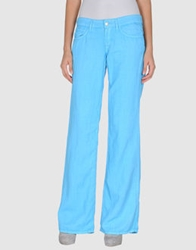Indian Rose Casual Pants Turquoise