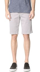 Ag Jeans The Griffin Relaxed Shorts Metal Grey