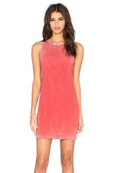 Tyler Jacobs Spector Tank Dress Pink