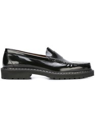 Givenchy Classic Penny Loafers Black