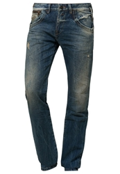 Ltb Floyd Slim Fit Jeans Okeanos Wash Bleached Denim