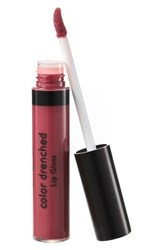 Laura Geller Beauty 'Color Drenched' Lip Gloss Raspberry Roast