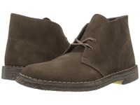 Clarks Desert Boot Brown Suede Men's Lace Up Boots
