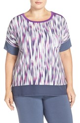 Dkny Plus Size Women's Stretch Modal Lounge Tee