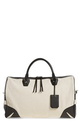 Rag And Bone Rag And Bone 'Flight' Canvas Duffel Bag