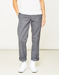 Dickies 873 Slim Work Pant Grey
