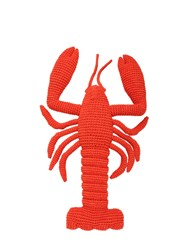 Anne Claire Hand Crocheted Big Lobster