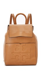 Tory Burch Bombe T Flap Backpack Bark
