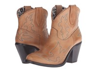 Dingo Billie Brown Cowboy Boots
