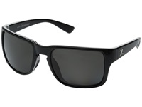 Zeal Optics Cascade Primer Black Dark Grey Polarized Lens Sport Sunglasses