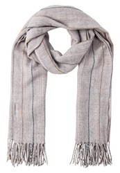 Only Onljanni Scarf Light Grey Melange Mottled Light Grey