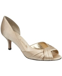Nina Culver Evening Sandals Women's Shoes Gold