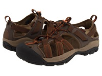 Keen Owyhee Slate Black Rust Men's Shoes Brown