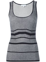 Narciso Rodriguez Knitted Tank Top Black
