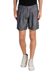 Messagerie Denim Bermudas Grey