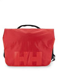 Helly Hansen 19 Inch Logo Messenger Bag Red