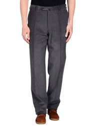 Germano Trousers Casual Trousers Men Lead