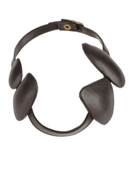 Maurizio Pecoraro Necklaces Dark Brown