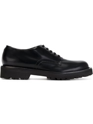 Marni Classic Lace Up Shoes Black