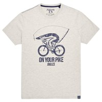 Joules On Your Pike Graphic T Shirt Antique