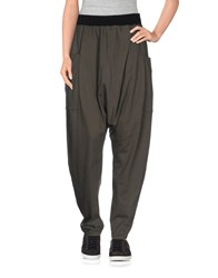 Kai Aakmann Kai Aakmann Trousers Casual Trousers Women Grey