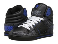 Osiris Clone Black Black Elephant Men's Skate Shoes