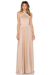 Rachel Pally Teana Maxi Dress Beige