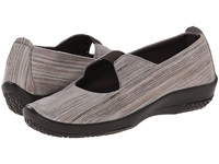 Arcopedico Leina Grey Sorrento Women's Shoes Gray