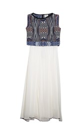 Forte Forte Aztec Dress White
