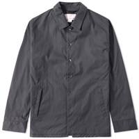 Nanamica Travel Jacket Grey