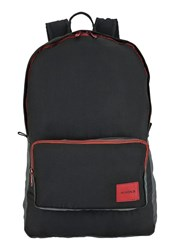 Nixon Red Everyday Black Details Backpack