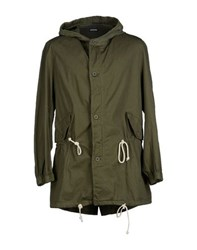 Madson Discount Coats And Jackets Jackets Men Military Green