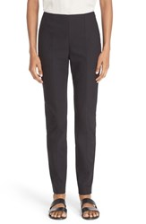 St. John Women's Collection 'Alexa' Scuba Bi Stretch Slim Crop Pants