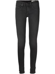 Rag And Bone Jean Skinny Jeans Grey