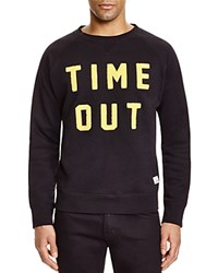 Altru Time Out Chenille Sweatshirt Graphite