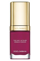 Dolce And Gabbana Beauty 'The Nail Lacquer' Liquid Nail Lacquer Raspberry 240