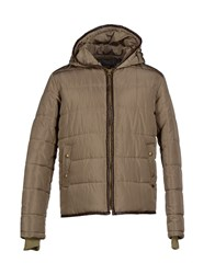 Red Soul Coats And Jackets Jackets Men Military Green