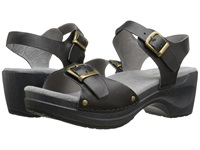 Sanita Davia Black Women's Sandals