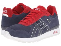 Onitsuka Tiger By Asics Gt Ii Navy Navy Shoes Blue