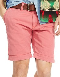 Polo Ralph Lauren Relaxed Fit Twill Surplus Shorts Pink