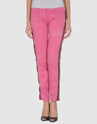 Ring Casual Pants Light Purple