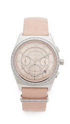 Michael Kors Vail Watch Silver Blush