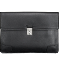 Tumi Astor Drexel Envelope Briefcase Black