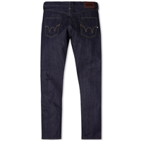Edwin Ed 55 Relaxed Tapered Jean Unwashed 14Oz Blue