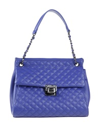 Blu Byblos Handbags Dark Purple