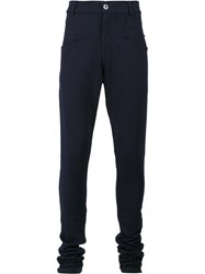 Oyster Holdings 'Du Nord' Sweatpants Blue