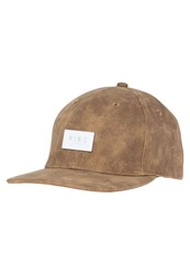 King Apparel Silverline Cap Tan Light Brown