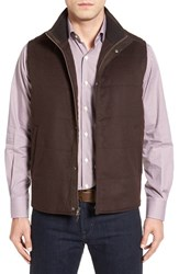 Peter Millar Men's 'Greenwich' Wool And Cashmere Quilted Vest