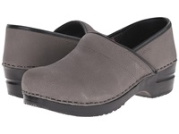 Sanita Professional Oil Grey 1 Women's Clog Shoes Gray